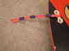 DIY Kite board leash fixing plate  (BLFP)